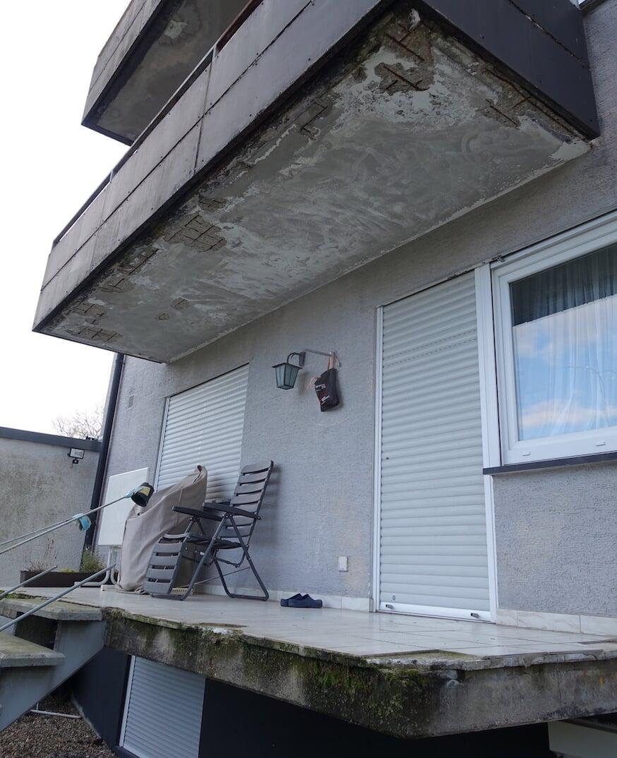 Balkon Anbauen Balkonsanierung Balkonboden Modernisieren
